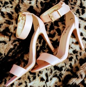 Pretty in Pink Adorable Heels